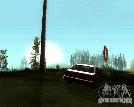 Реалистичное ENB для средних ПК V.1 для GTA San Andreas третий скриншот