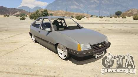 Chevrolet Kadett SL 2.0 Lowered для GTA 5