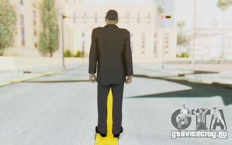 Barack Obama Skin для GTA San Andreas третий скриншот