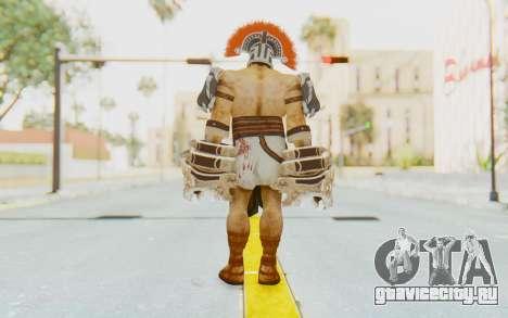 Hercules Skin v1 для GTA San Andreas третий скриншот