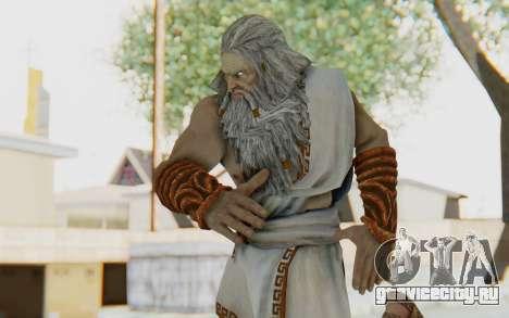 Zeus Skin для GTA San Andreas
