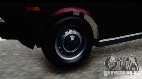 Murat 131 Kartal для GTA San Andreas вид сзади