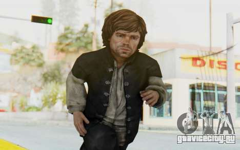Game Of Thrones - Tyrion Lannister Prison Outfit для GTA San Andreas