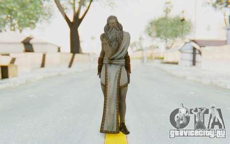 Zeus Skin для GTA San Andreas второй скриншот