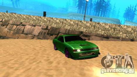 Elegy 1.3 by Mr.Phantom для GTA San Andreas