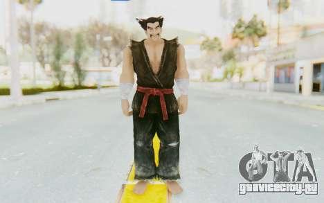 Heihachi Mishima (Young) для GTA San Andreas второй скриншот