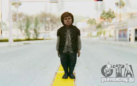 Game Of Thrones - Tyrion Lannister Prison Outfit для GTA San Andreas второй скриншот