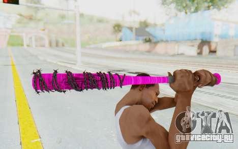 Lucile Bat v5 для GTA San Andreas
