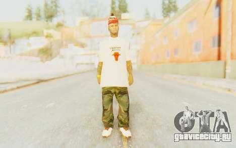Bulls Skin для GTA San Andreas второй скриншот