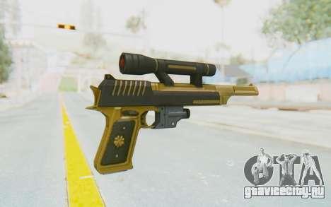 APB Reloaded - ACT 44 Gold для GTA San Andreas второй скриншот