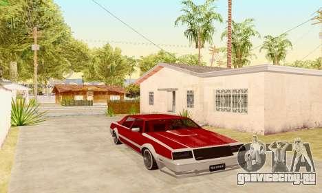 New Tahoma from GTA 5 для GTA San Andreas