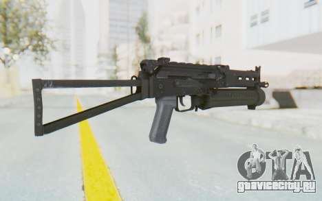 Federation Elite PP19 для GTA San Andreas второй скриншот