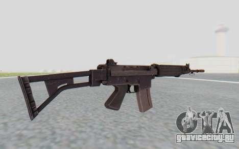 FN-FNC для GTA San Andreas третий скриншот