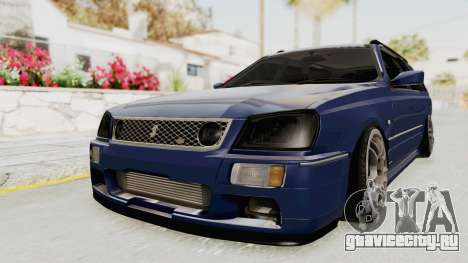 Nissan Stagea WC34 1996 для GTA San Andreas