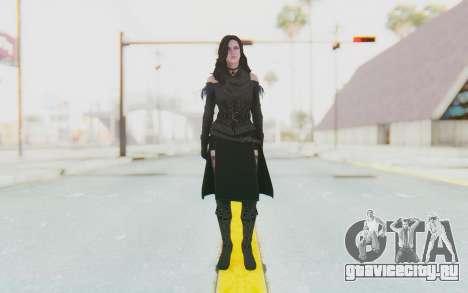 Yennefer Van Vengerberg для GTA San Andreas второй скриншот