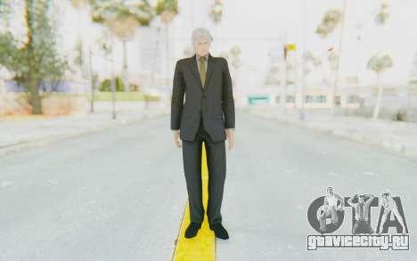 Lee Chaolan для GTA San Andreas второй скриншот