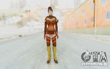 Dynasty Warriors 7 - Lian Shi v1 для GTA San Andreas второй скриншот