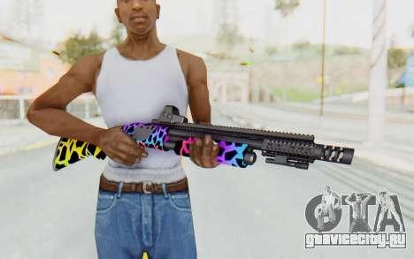 Escopeta для GTA San Andreas