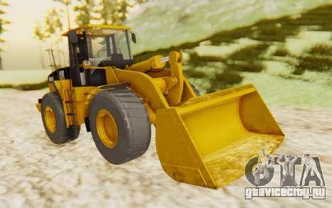 Caterpillar 966 GII для GTA San Andreas вид справа