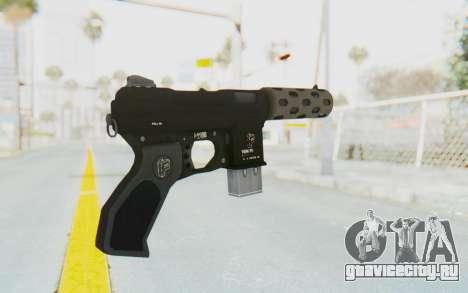 GTA 5 Vom Feuer Machine Pistol для GTA San Andreas второй скриншот