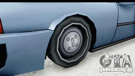 Vincent Kor4 для GTA San Andreas вид сзади