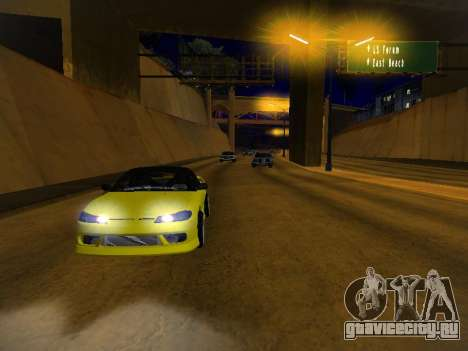 Nissan Silvia S15 для GTA San Andreas колёса