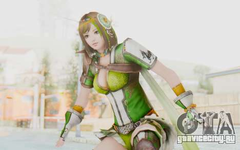 Dynasty Warriors 8 - Bao Sanniang для GTA San Andreas