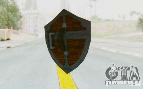Hylian Shield HD from The Legend of Zelda для GTA San Andreas второй скриншот