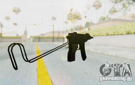 VZ-61 Skorpion Unfold Stock для GTA San Andreas третий скриншот