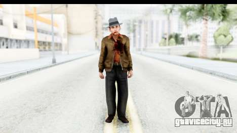 Mafia 2 - Marty Dead для GTA San Andreas второй скриншот