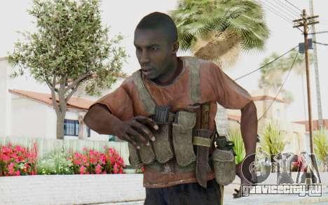 CoD MW3 Africa Militia v3 для GTA San Andreas