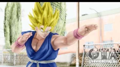 Dragon Ball Xenoverse Goku GT Adult SSJ2 для GTA San Andreas