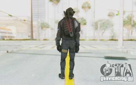 Federation Elite SMG Original для GTA San Andreas третий скриншот
