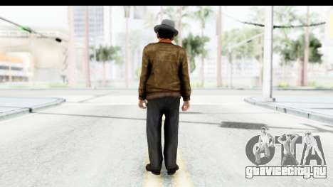 Mafia 2 - Marty для GTA San Andreas третий скриншот