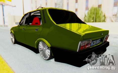 Dacia 1300 4x4 для GTA San Andreas вид слева