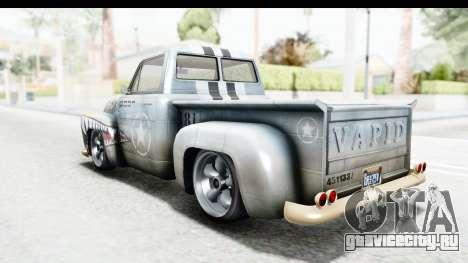 GTA 5 Vapid Slamvan Custom IVF для GTA San Andreas
