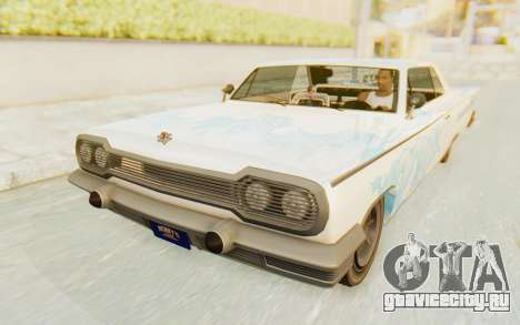 GTA 5 Declasse Voodoo Alternative v2 для GTA San Andreas