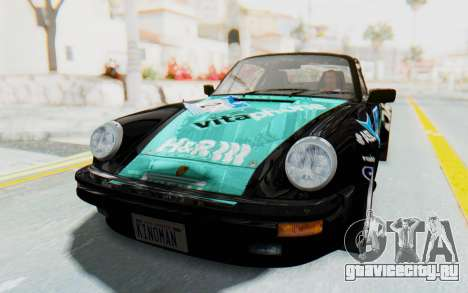 Porsche 911 Turbo 3.2 Coupe (930) 1985 для GTA San Andreas колёса