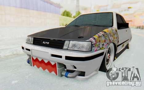 GTA 5 Futo Drift для GTA San Andreas
