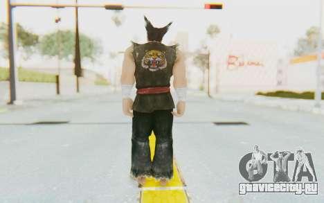 Heihachi Mishima (Young) для GTA San Andreas третий скриншот