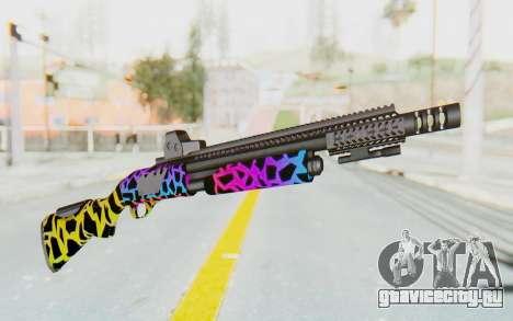 Escopeta для GTA San Andreas второй скриншот
