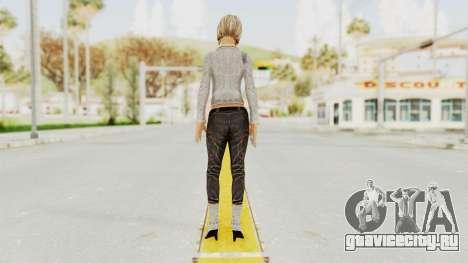 CrimeCraft - Russian Mafia Woman для GTA San Andreas третий скриншот