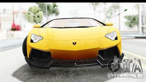 Lamborghini Aventador LP700-4 LB Walk для GTA San Andreas