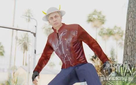 Jay Garrick (Hunter Zoolomon) для GTA San Andreas