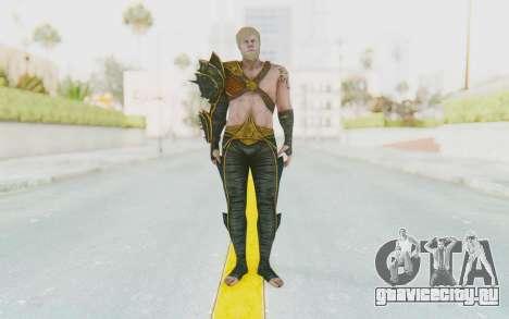 Injustice 2 - Aquaman для GTA San Andreas второй скриншот