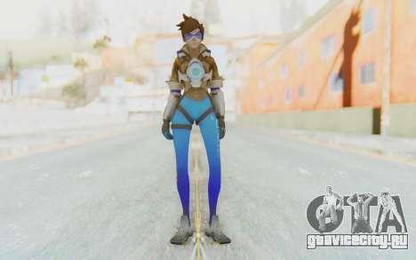 Overwatch - Tracer v2 для GTA San Andreas второй скриншот