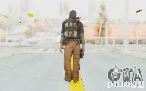 CoD MW3 Suicide Bomber для GTA San Andreas третий скриншот