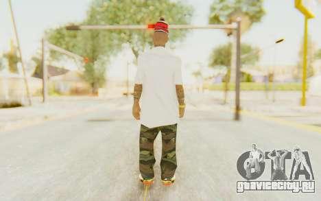 Bulls Skin для GTA San Andreas третий скриншот