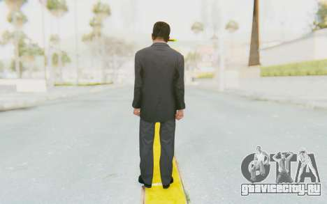 Mafia 2 - Gravina Boss Black для GTA San Andreas третий скриншот