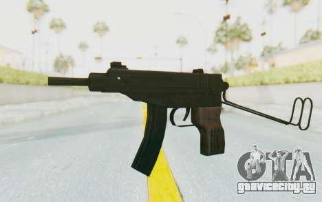 VZ-61 Skorpion Unfold Stock для GTA San Andreas второй скриншот
